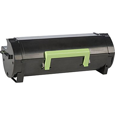 -Lexmark Compatible 50F1U00-SP (MS510/MS610) High Capacity Black Toner Cartridge, 25000 Page Yield